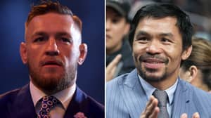 Manny Pacquiao Pinpoints Important Reason Behind Conor McGregor's Shock Defeat To Dustin Poirier