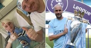 Teenage Brain-Tumour Survivor To Present Manchester City With Premier League Trophy