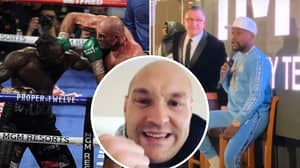 Tyson Fury Responds To Floyd Mayweather Offering To Train Deontay Wilder For Trilogy Bout