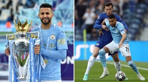 Riyad Mahrez Responds To Reports Saying That Manchester City 'Don't Give A Sh*t About Other Teams'