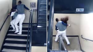 Shocking Footage Shows Baseball Player Danry Vasquez Beating Up His Girlfriend