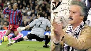 Remembering The Moment Ronaldinho Brought The Bernabeu To Its Feet