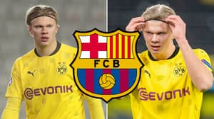 Barcelona Turned Down An 18-Year-Old Erling Haaland To Make Bizarre Loan Signing