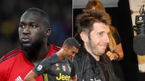 Man Utd Fan Says He'd Rather Have Romelu Lukaku Over Cristiano Ronaldo During Live Radio Show