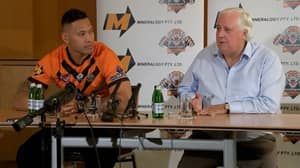 Israel Folau Granted Rugby League Return After Signing With The Southport Tigers