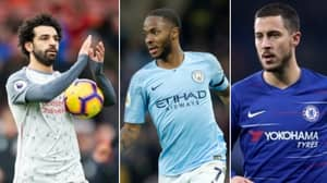 Salah, Hazard And Sterling Have Recorded The Most Points On Fantasy Premier League