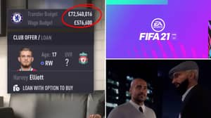 New FIFA 21 Leak Shows A Huge Career Mode Update Is Coming