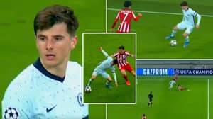 Highlights Show Mason Mount Completely Ran The Show For Chelsea Vs Atletico Madrid