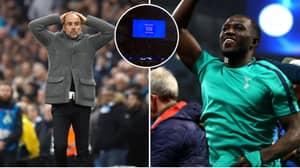 Sissoko Went To The Dressing Room As Soon As He Saw Raheem Sterling's 'Winning Goal'