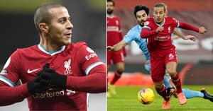 Thiago Alcantara Is Again Blamed For Liverpool's Struggles This Season