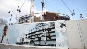 Spurs New Stadium Won't Be Ready Till March Now