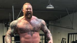 Hafthor 'The Mountain' Bjornsson's Boxing Bout Against Australia's Strongest Man Alex Simon Is Off