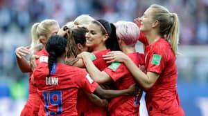 USA Beat Thailand 13-0 In Women's World Cup Match