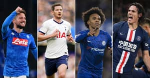 The Top 25 Footballers Whose Contracts Expire This Summer Have Been Revealed