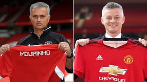 The Difference Between Jose Mourinho And Ole Gunnar Solskjaer Is Easy To See