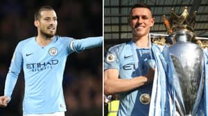David Silva Names Phil Foden As Man To Replace Him At Manchester City