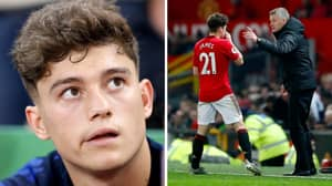"""Daniel James: """"To Play For This Club And To Play So Many Games...I'm Honoured."""""""