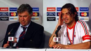 Carlo Ancelotti And Paolo Maldini Could Reunite To Manage Italy