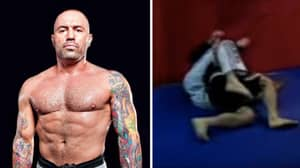 When Joe Rogan Made An Internet Troll Tap Out