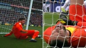 Tottenham Goalkeeper Hugo Lloris Suffers Horror Injury Against Brighton