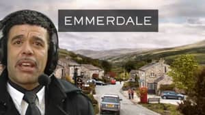Chris Kamara Will Play Himself In An Episode Of Emmerdale