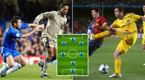 Frank Lampard Reveals Dream Seven-A-Side Team With Incredible Front Three