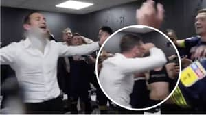 Derby Manager Frank Lampard Sings 'Stop Crying Frank Lampard!' In Dressing Room