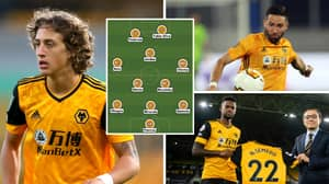 Wolves Have A Portugal XI In Their Ranks Following The Signing Of Nelson Semedo