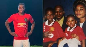 Aaron Wan-Bissaka Has Realised His Childhood Dream In Joining Manchester United