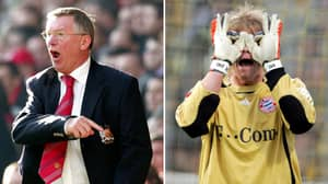 Oliver Kahn Claims Former Manchester United Manager Sir Alex Ferguson Is 'Still Mad At Me Today'