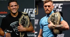 BREAKING: Rafael Dos Anjos Pulls Out Of UFC 196