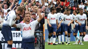 10,000 People Sign Petition For Tottenham To Be Deducted Points