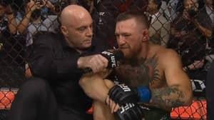 Conor McGregor's Coach Blasts Joe Rogan For UFC 264 Post-Fight Interview