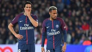 Edinson Cavani And Neymar's Relationship Got Off To A Bad Start