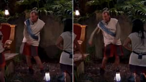 Harry Redknapp 'Flossing' Is The Best Thing You'll See On 'I'm A Celebrity...""
