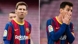 Lionel Messi Is Currently 'Banned From Training With Barcelona' Amid Contract Saga
