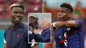 Paul Pogba Accused Of 'Losing The Plot' During France's Shock Euro 2020 Exit