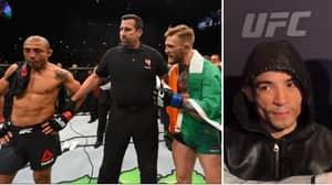 Jose Aldo Reacts To Conor McGregor Defending His Substantial Weight Cut