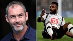 Paul Clement Savagely Trolls Former Derby County Player Darren Bent