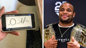 People Think Daniel Cormier Has Signed Contract For UFC Retirement Fight