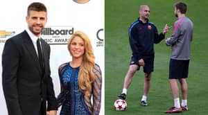 Piqué Admits Relationship With Pep Guardiola Changed Once He Started Dating Shakira