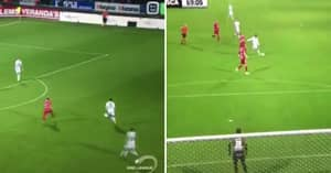 WATCH: Tottenham Target Youri Tielemans Scores A Stunning Screamer With Either Foot