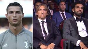 Why Cristiano Ronaldo Didn't Attend The UEFA Ceremony