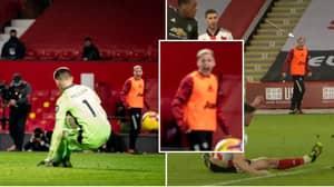 Donny van de Beek's Priceless Reaction To Manchester United Scoring Is Brilliant