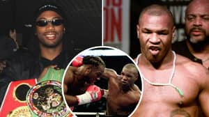 Lennox Lewis And Mike Tyson Both Name Same Boxing Great As Their Toughest Opponent
