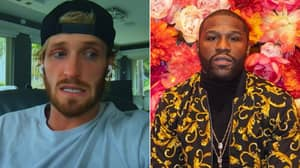 Logan Paul Makes Extremely Violent Prediction For Floyd Mayweather Bout