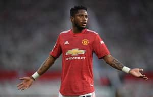 Fred Targeted With Racial Abuse On Instagram After Manchester United's Defeat To Liverpool