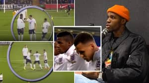 Wilfried Zaha Finally Explains Coming To Blows With Ravel Morrison - Morrison Reacts