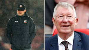 Sir Alex Ferguson Sent A Message To Southampton Manager Ralph Hasenhuttl After 9-0 Thrashing
