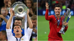 Cristiano Ronaldo Has Won More UEFA Trophies Than Any Other Player